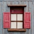 Old wooden window — Foto de stock #11489597