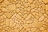 The Abstract of pebble background texture — Foto de Stock