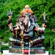 The Sculpture of ganesha - Foto de Stock  