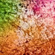 The Colorful of canvas — Stock Photo