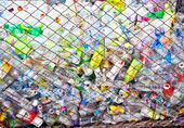 The Bottle plastic to be recycle — Stock Photo