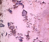 The color peeling surface — Foto de Stock
