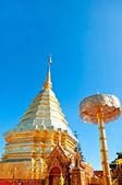 Wat phra thart doisuthep, chiengmai provinsen, thailand — Stockfoto