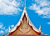 Der tempel — Stockfoto