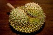 Durian es el rey de la fruta — Foto de Stock