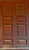 The Vintage door — Stock Photo