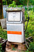 The Vintage fuel pump — Stock Photo