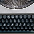 Typewriter — Stock Photo #12180140