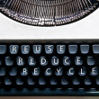 Typewriter — Stock Photo #12181013