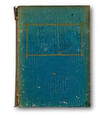 Stará kniha izolovaných na bílém pozadí — Stock fotografie