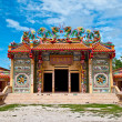The Joss house - Stock Photo
