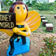 Honey world — Stock Photo #12199352