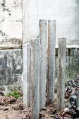 The Concrete Pile — Stock Photo