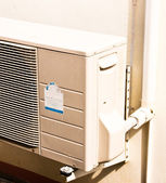 Air conditioner — Stock Photo
