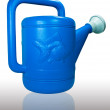 Watering cans - Stock Photo