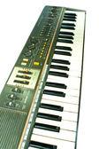 Pianoforte elettrico — Foto Stock