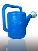 Watering cans — Stock fotografie