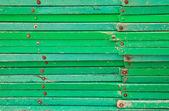 Green wood. — Stock Photo
