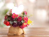 Falska blommor — Stockfoto