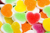 Colorful jelly — Stock Photo