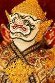 Inheemse thaise stijl opperste kunst — Stockfoto