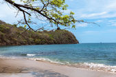 Coast line of Costa Rica — Stock Photo