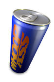 Open A Can Of Whoopass — Stock Photo
