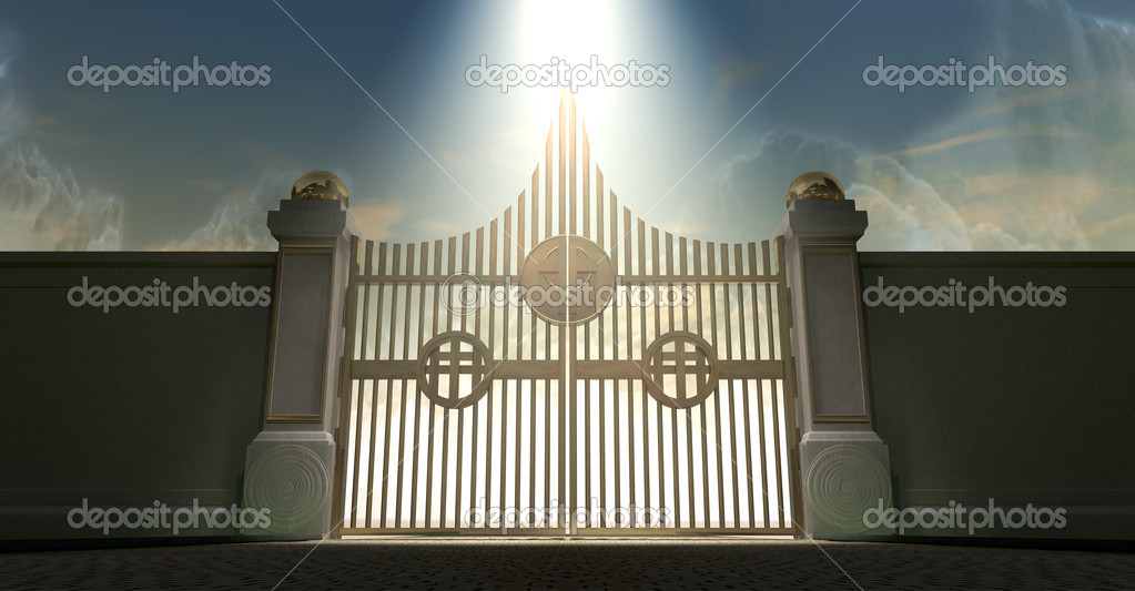 Pearly Gates of Heaven The Pearly Gates of Heaven