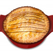 American As Apple Pie — Stock Photo