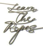 Dowiedzieć się liny liny — Zdjęcie stockowe