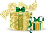 Birthday present — Stock Vector