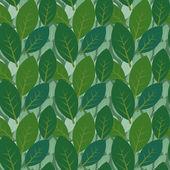 Lämnar mönster — Stockvektor