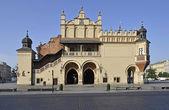 Sukiennice in Krakow, Poland — Stock Photo