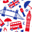 England background — Vettoriali Stock