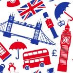 England background — Stock Vector