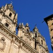 House of Shells and University of Salamanca - Stock Photo