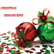 Jingle bells — Foto Stock