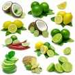 Lemon Lime sampler — Stockfoto #11881936