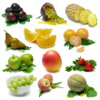 Foto Stock: Fruit Sampler