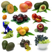 Fruit Sampler — 图库照片