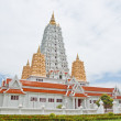 White buddhagaya pagoda - Stock Photo