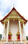 精美佛教寺在泰国 — 图库照片