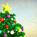 Christmas tree — Stock Photo #11965751