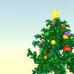 Christmas tree — Stock Photo #11965818