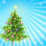 Christmas tree — Stock Photo #11966299