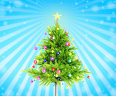 Christmas tree — 图库照片