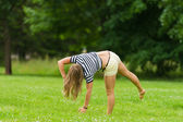 Cartwheel — Stock Photo
