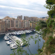 Principality of monaco - france — Stock Photo