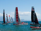 2012 americas cup naples-italie — Photo