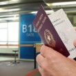 Passport control — Stock Photo #11628447